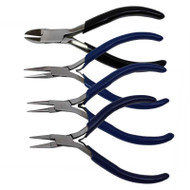 Slim Crafters' Pliers Set of 4