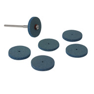 "Airflex Abrasives - 7/8"" Silicone Carbide Package of 6"