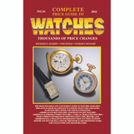 2016 The Complete Price Guide to Watches No. 36 Paperback