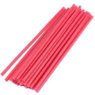 Ferris Red 6 Gauge Sprue Wax Sticks - 2 oz. Package