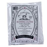 """Cape Cod Polishing Buffing Cloth 12"""" x 12"""""""
