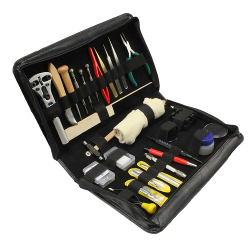 Watch Repair Deluxe Watch Tool Set