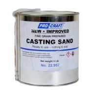 Fine Grain Casting Sand 5 Pounds