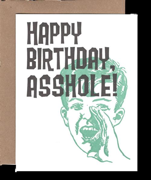 Happy Birthday Asshole