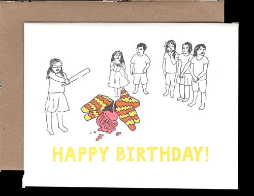 Pinata Birthday