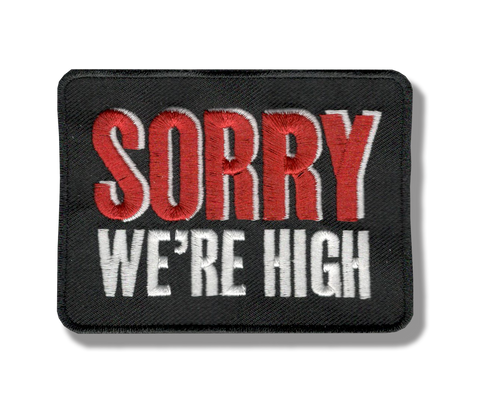 Sorry High Patch