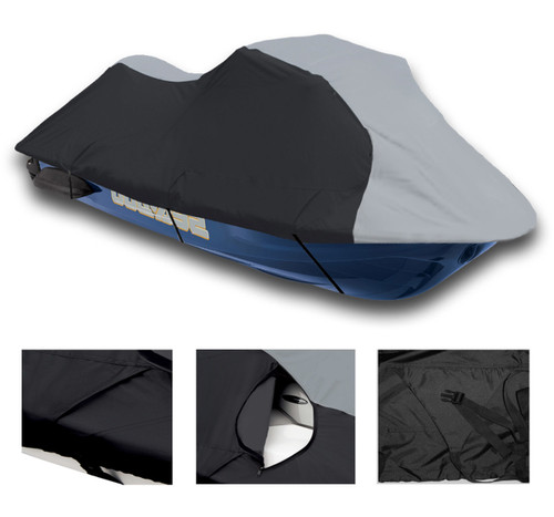 Deluxe Trailerable Jet Ski Covers 600 Denier Material