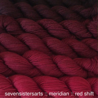 Meridian Gradient Set Red Shift