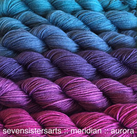 Meridian Gradient Set Aurora