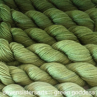 Meridian Gradient Set Green Goddess