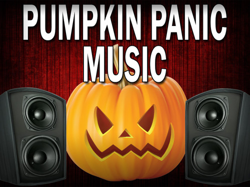 Pumpkin Panic Halloween dance song