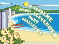 Resort Scavenger Hunt Challenge