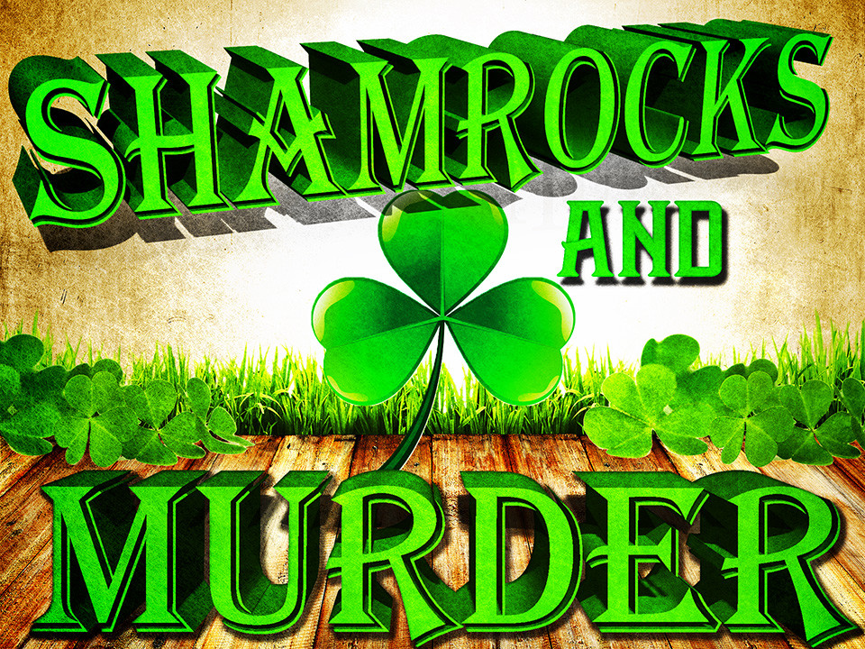 Irish St. Patrick's Day murder mystery party game