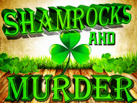 Shamrocks and Murder mystery party game