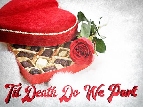 Valentine's Day murder mystery game