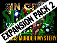 Sin City   a murder mystery party - expansion pack #2