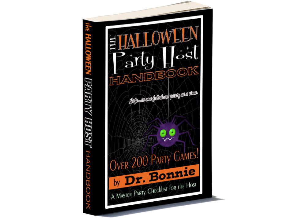 Halloween Party Host Handbook for murder mystery parties