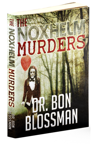 The Noxhelm Murders | Young Adult Horror Mystery novel