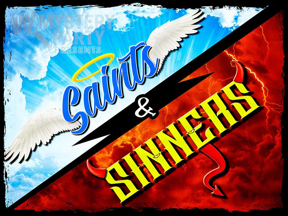Saints & Sinners Murder Mystery Party