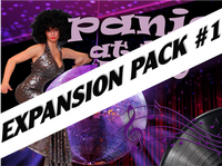 Seventies disco murder mystery expansion pack