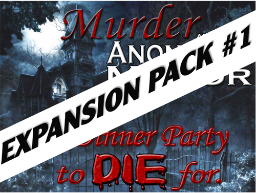 Expansion pack #1 for Anonville mystery party