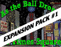 Expansion pack for As the Ball Drops NYE mystery party