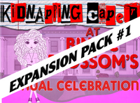 Expansion pack for Binkie Blossom mystery party for tweens