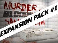 Bloodstone Sanitarium mystery party expansion pack #1