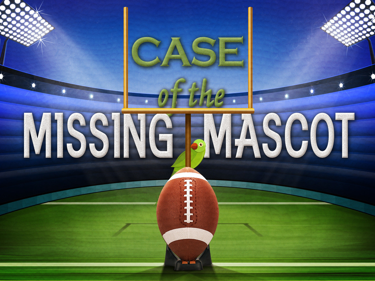 Instant download for the all male football mystery party for kids