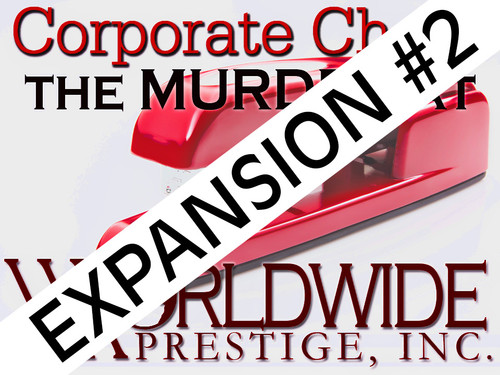 Expansion pack #2 for the Corporate Chaos mystery party
