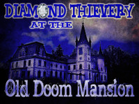 Doom Mansion Diamond Thievery Mystery Party