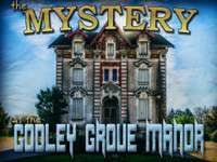 Fiona Frost Godley Grove Manor mystery party for teens
