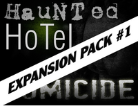 Expansion pack #1 for the Haunted Hotel murder mystery