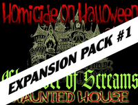 Expansion pack for the Chamber of Screams mystery party