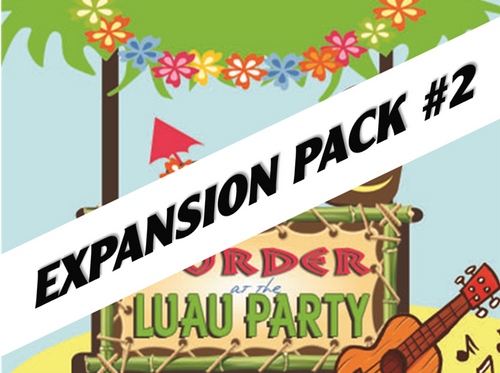 Luau party expansion pack #2