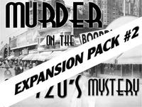 Expansion pack for Boardwalk murder mystery