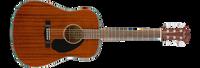 Fender CD-60S, Deadnought All Mahogany