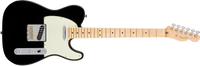 Fender American Pro Telecaster, Maple Fingerboard, Black