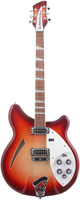 Rickenbacker 360 Semi-Hollow Body Electric Guitar Fireglo Guitar World Australia