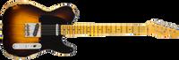 Fender 1951 Heavy Relic Telecaster, Maple Fingerboard, Faded 2-Color Sunburst