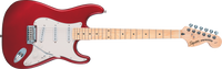 FENDER SQUIER Squier Standard Stratocaster, Maple Fingerboard, Candy Apple Red