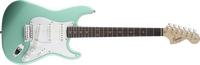 FENDER SQUIER Affinity Stratocaster, Rosewood Fingerboard, Surf Green