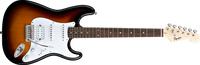 FENDER SQUIER Bullet Strat with Tremolo HSS, Rosewood Fingerboard, Brown Sunburst