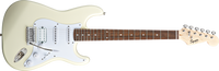 FENDER SQUIER Bullet Strat with Tremolo HSS, Rosewood Fingerboard, Arctic White