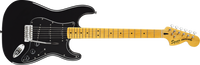 FENDER SQUIER Vintage Modified '70s Stratocaster, Maple Fingerboard, Black