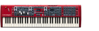 Nord Stage 3 Compact Stage Keyboard - 73-note Semi-Weighted Waterfall keybed