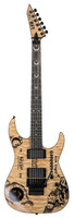 ESP LTD Kirk Hammett Ouija Limited Edition - Natural