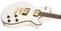 KNAGGS STEVE STEVENS SS2 CREAM GOLD HW ELECTRIC GUITAR  Guitar World AUSTRALIA PH 07 5596 2588