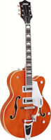 GRETSCH  G5420T ORANGE STAIN HOLLOW BODY ELECTRIC GUITAR Guitar World AUSTRALIA