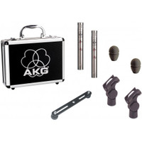 AKG C451BST Small-diaphragm Matched Stereo Microphones (Pair)